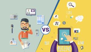 Marketing truyền thống và marketing online