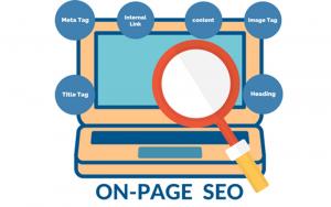Tối ưu những yếu tố On-page