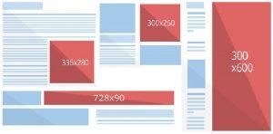 Thiết kế quảng cáo cần theo size chuẩn