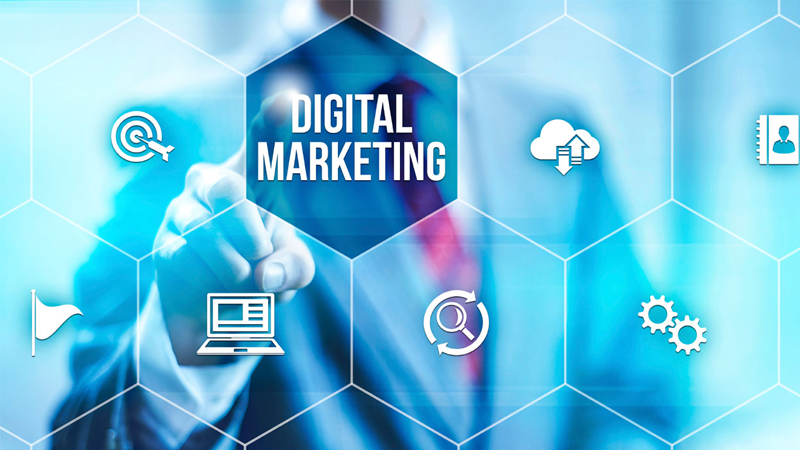 Giải pháp digital marketing
