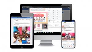 Hãy thử thiết kế quảng cáo Facebook đa dạng hơn