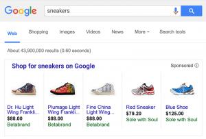 Điều kiện chạy quảng cáo Google Shopping