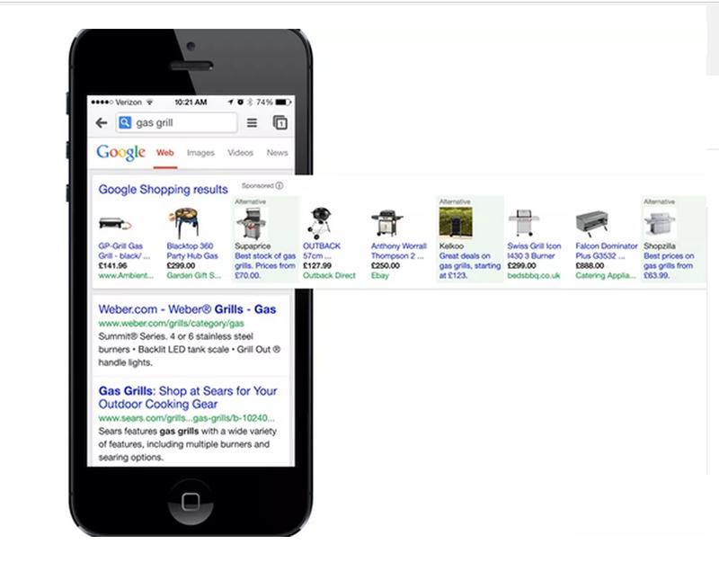 Bán hàng hiệu quả với quảng cáo Google Shopping