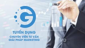 tuyển dụng chuyên viên tư vấn giải pháp marketing