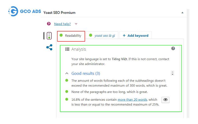 hướng dẫn sử dụng seo by yoast